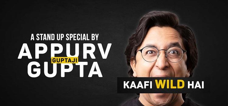 Kaafi Wild Hai By Appurv Gupta At The Laugh Club Chandigarh