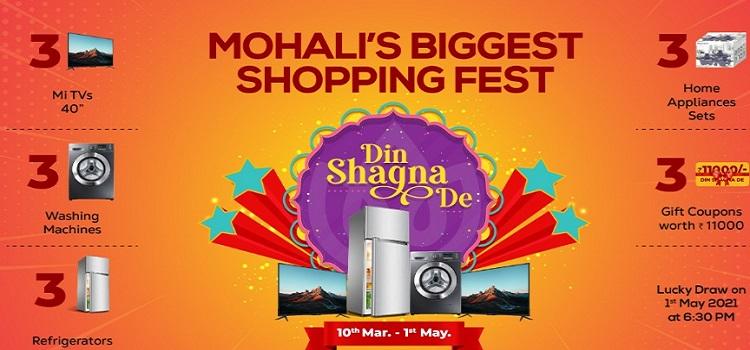 Mohali's Biggest Shopping Fest