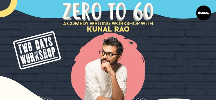 Online Comedy Writing Workshop with Kunal