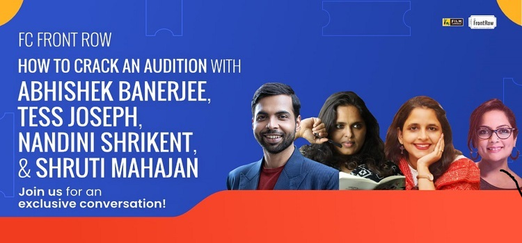 Online Workshop on How To Crack An Audition!