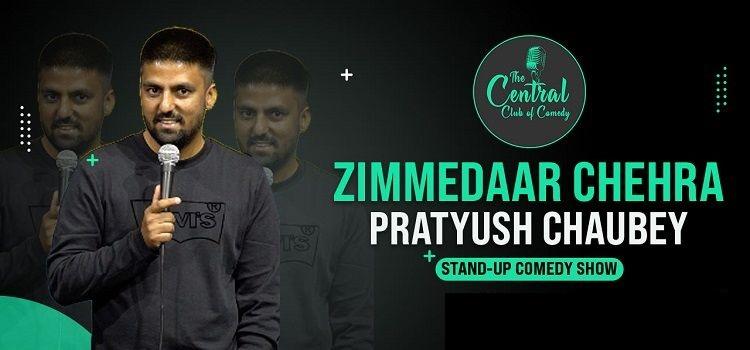 Online Stand-Up Comedy Show ft. Pratyush Chaubey
