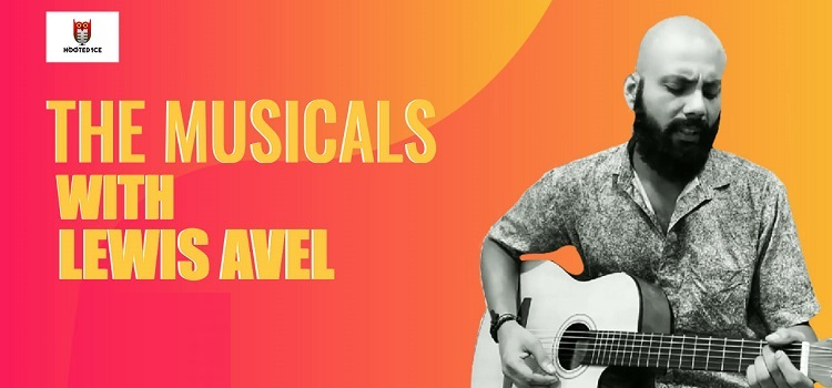 Online Musical Session by Lewis Avel