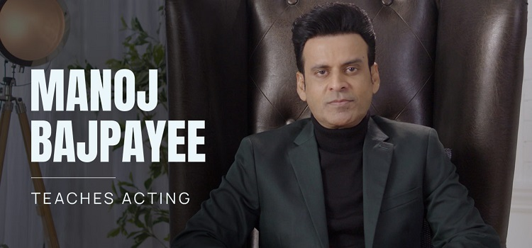 Online Acting Classes by Manoj Bajpayee
