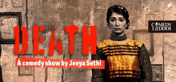 Online Comedy Show by Jeeya Sethi