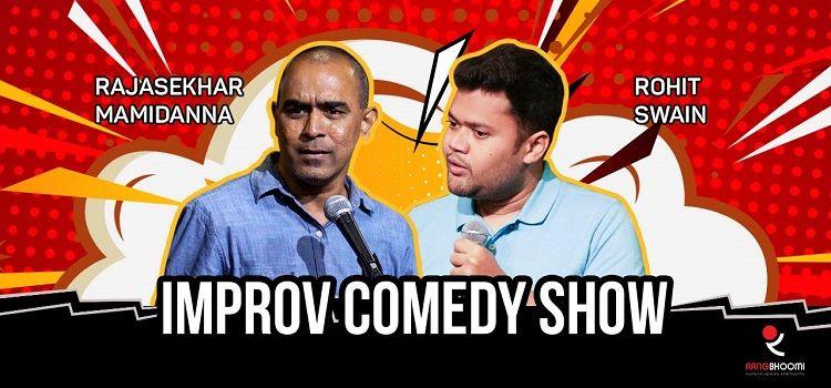 Online Improv Comedy ft. Rajasekhar & Rohit Swain