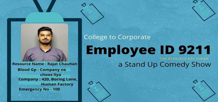Employee ID 9211 ft. Rajat Chauhan