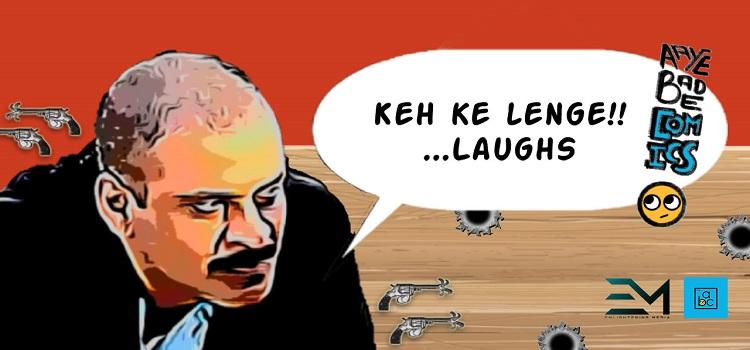 Enlightening Media presents Keh Ke Lenge!!!