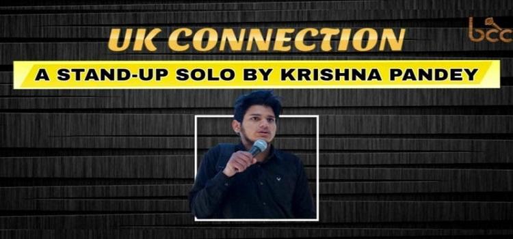 Comedy by Krishna Pandey