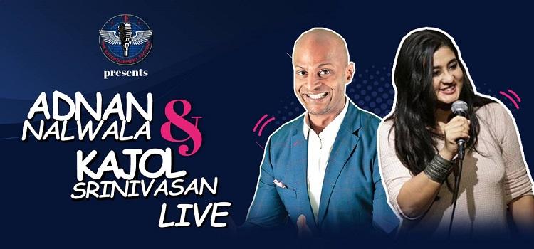 Live Comedy by Adnan & Kajol