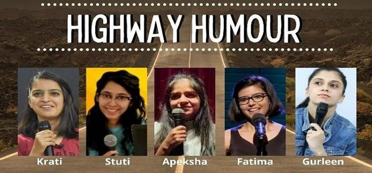 Women in Action by Highway Humour