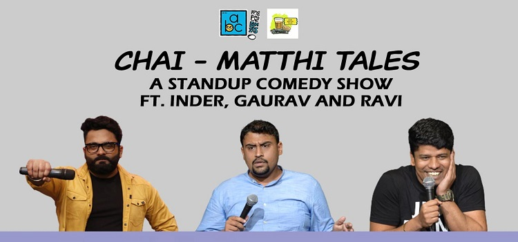 Comedy by CHAI-MATTHI TALES
