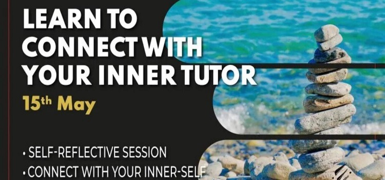 Learn To Connect With Your Inner Tutor: An Online Workshop