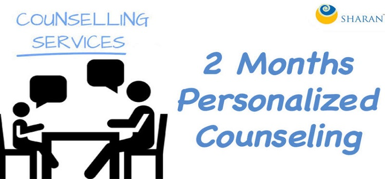 Personalized Counselling Services by SHARAN