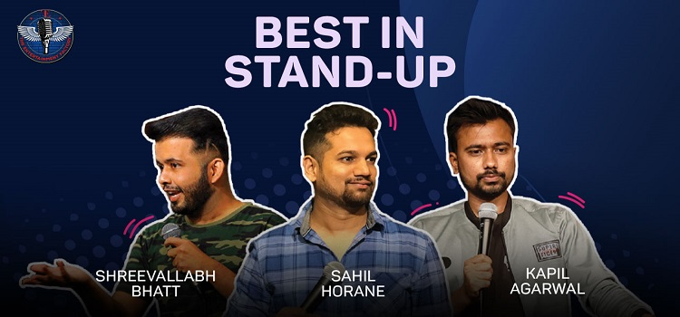 Stand-Up by The Entertainment Factory