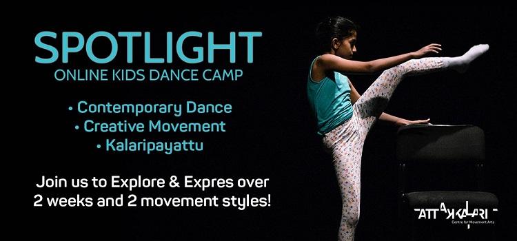 SPOTLIGHT: Online Dance Classes for Kids