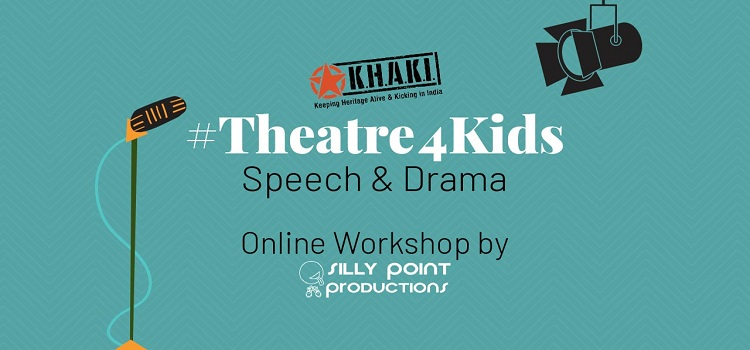 Silly Point Productions presents THEATRE4KIDS