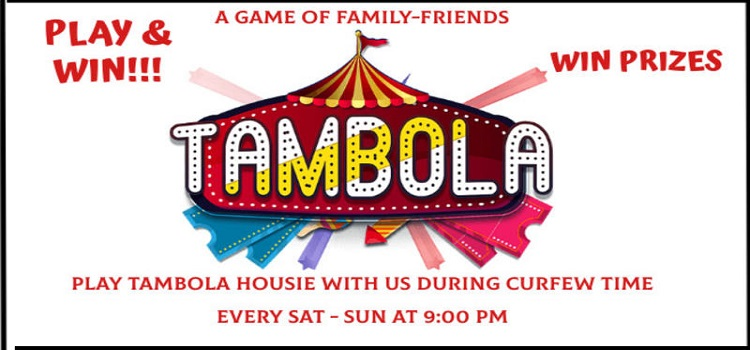 Online Tambola: A Game For Family & Friends