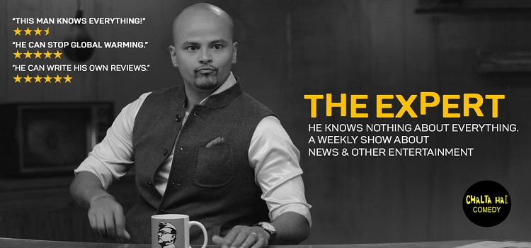 Chalta Hai Comedy presents The Expert