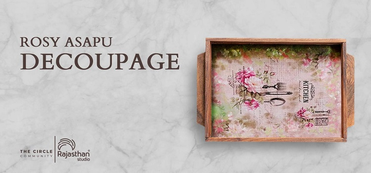 DECOUPAGE: An Online Event by The Circle Community