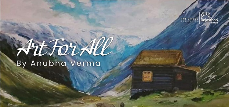 Art For All ft. Anubha Verma