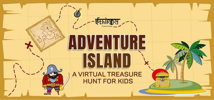 Adventure Island: Online Treasure Hunt For Kids