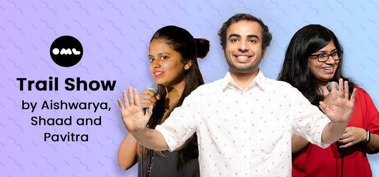 Trail Show ft. Aishwarya, Shaad & Pavitra