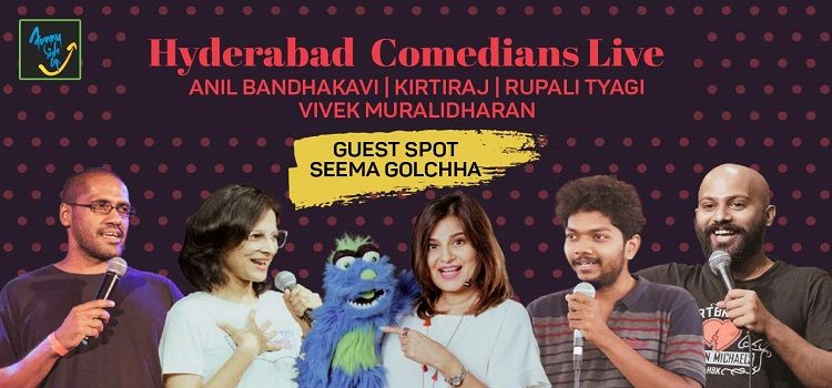 Live Comedy From Hyderabad