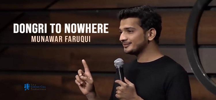 Dongri To Nowhere ft. Munawar Faruqui