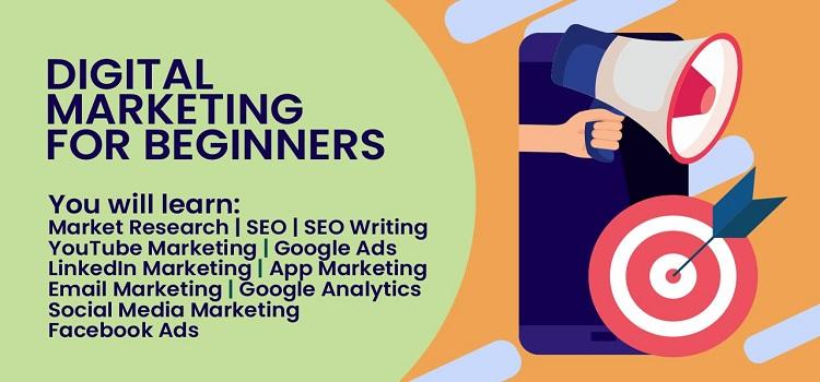 Online Workshop for Digital Marketing