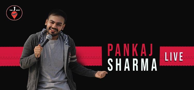 Online Stand-Up Comedy Show ft. Pankaj Sharma