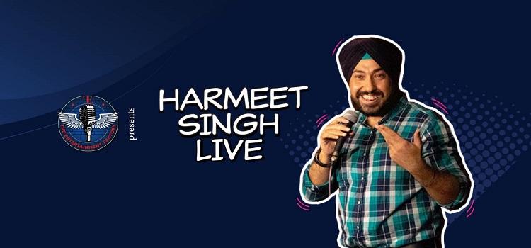 Harmeet Singh Going Live!