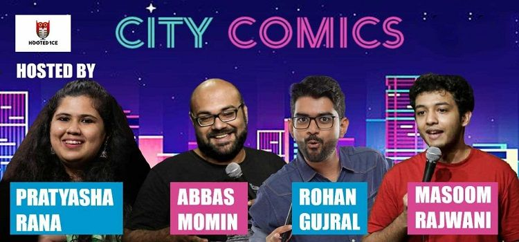 City Comics by Hooted1ce