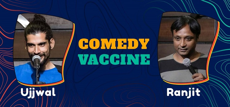 Comedy Vaccine: An Online Event