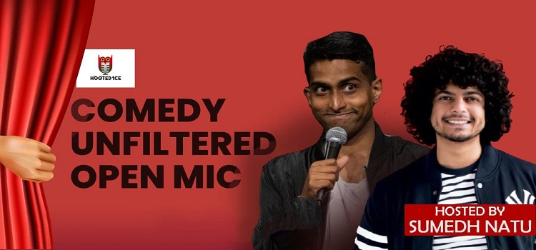 Comedy Filtered Open Mic