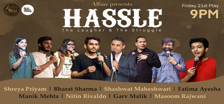 Hassle: An online Comedy Event