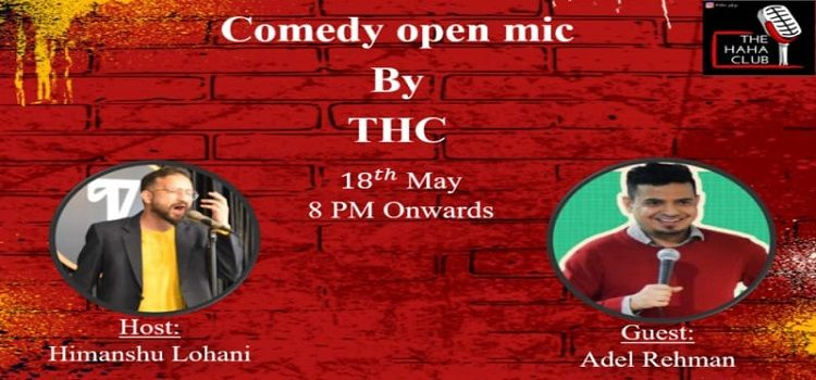 THC presents Open Comedy Mic