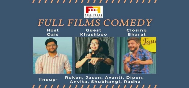 Online Event by Full Films Comedy