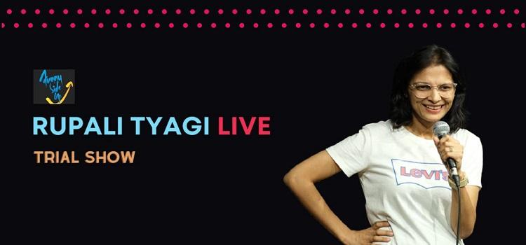Live Comedy by Rupali Tyagi