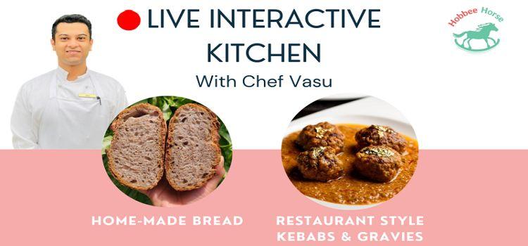 Cooking Classes by Chef Vasu