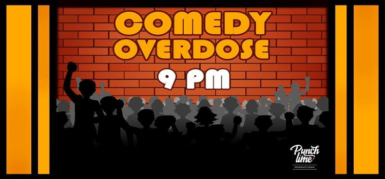 Comedy Over Dose: An Online Event