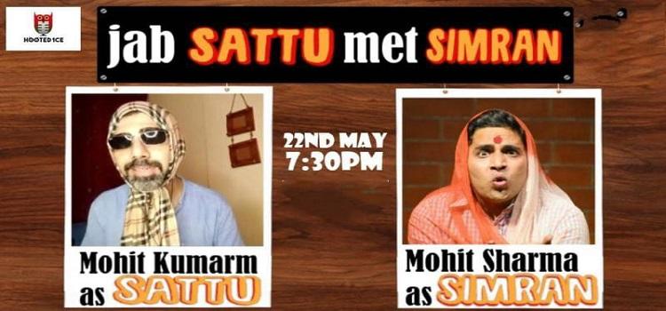 Hooted1ce presents Jab Sattu Met Simran