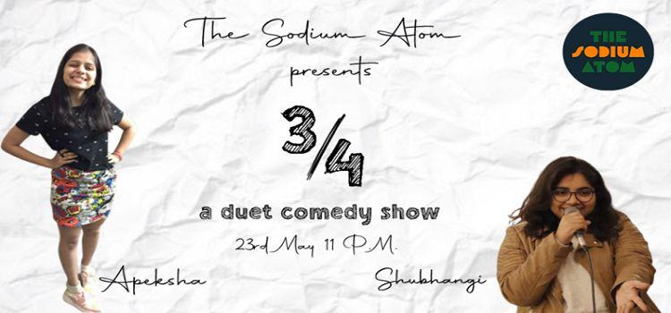 A duet Comedy Show ft. Apeksha & Shubhangi