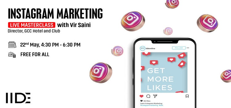 Marketing Masterclass by Vir Saini