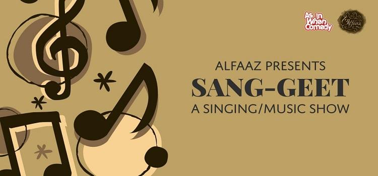 Sang-Geet ft. Alfaaz