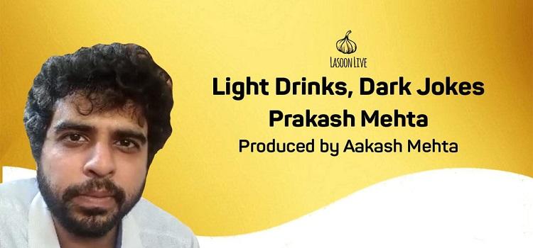 Light Drinks, Dark Jokes: A Virtual Event