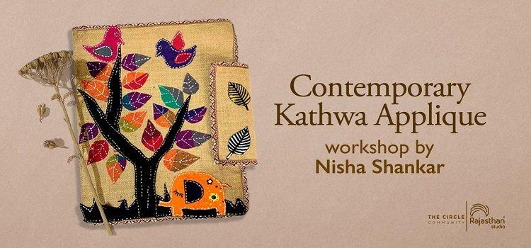 Online Workshop by Nisha Shankar