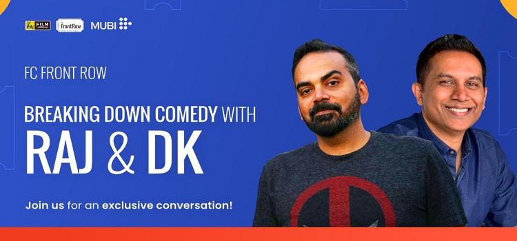 Fan Club Front Row presents Breaking Down Comedy