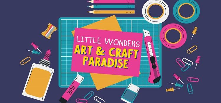 Little Wonders: An Online Art & Craft Workshop