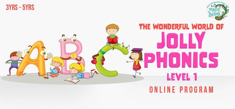 The Wonderful World of Jolly Phonics