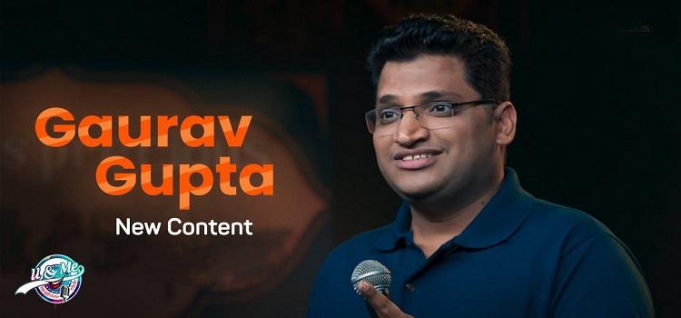 Online Comedy Session by Gaurav Gupta
